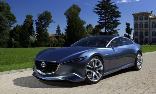 Next Mazda RX to use rotary range-extender hybrid – report