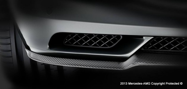 Mercedes-AMG teaser-SLS Final Edition maybe