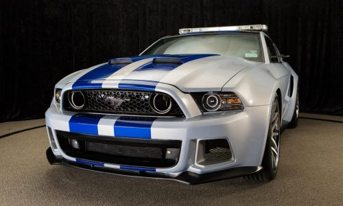 'Need For Speed' Ford Mustang will be NASCAR pace car