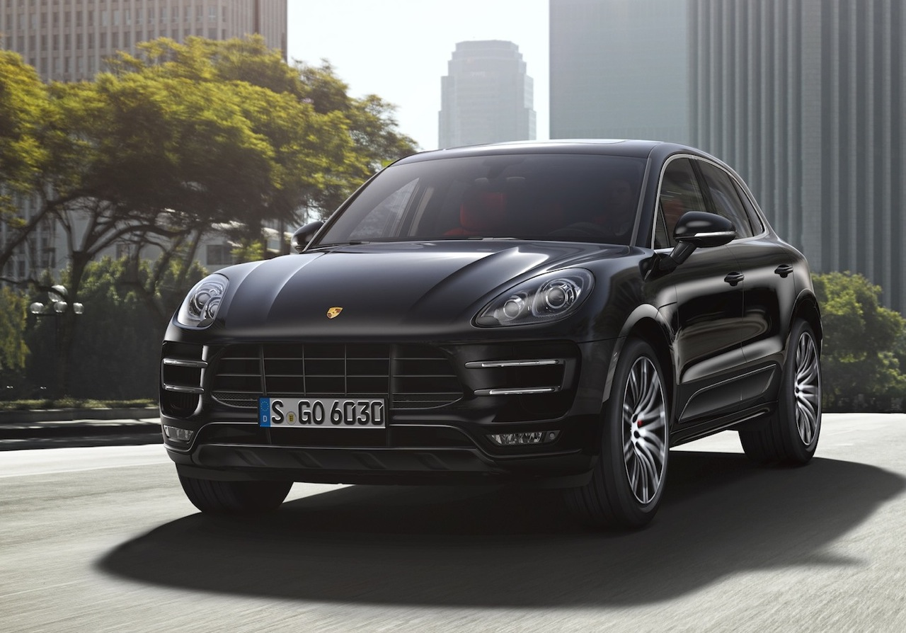 Porsche Macan revealed, on sale 2014