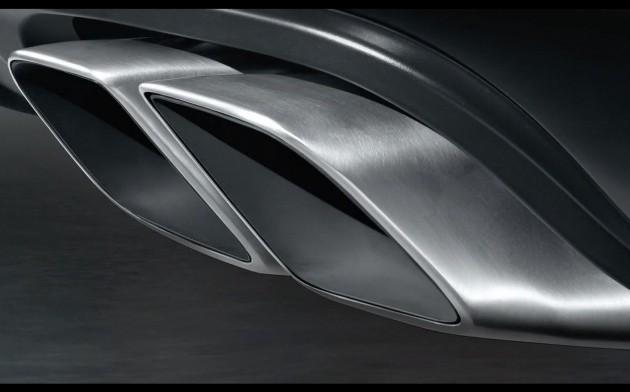 Porsche Macan exhaust sound