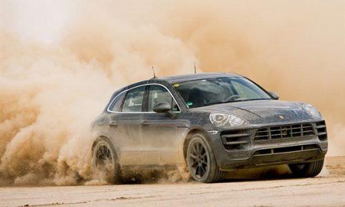 Porsche Macan details revealed in leaked spec sheet