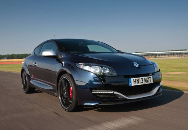 Renault Megane RS 265 RB8 Limited Edition