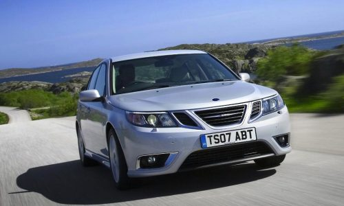 Saab is back, 9-3 production to start on Monday