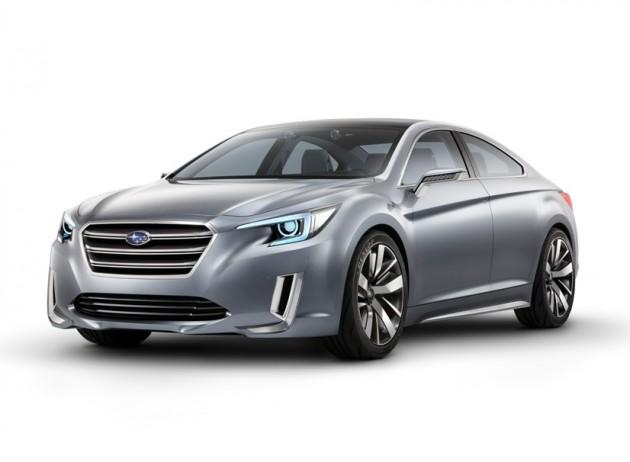 Subaru Legacy Concept-2015 Liberty