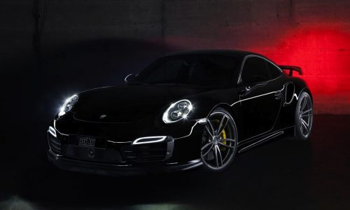 TechArt 991 Porsche 911 Turbo upgrade kit previewed