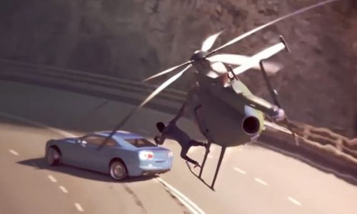 Video: Coolest anti texting while driving ad ever?