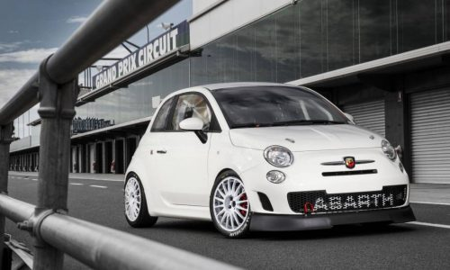 Fiat Abarth to tackle 2014 Bathurst 12-Hour race