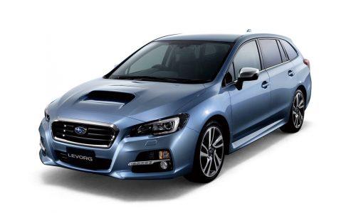 Subaru Levorg unveiled at Tokyo Motor Show