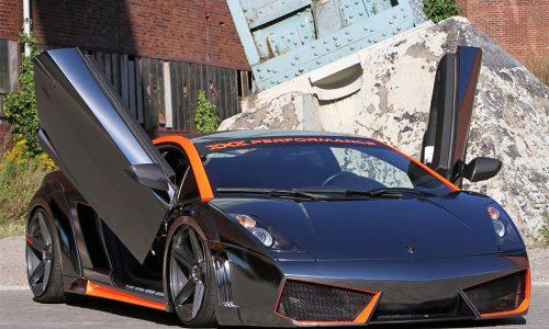1200hp xXx-Performance Lamborghini Gallardo goes extreme