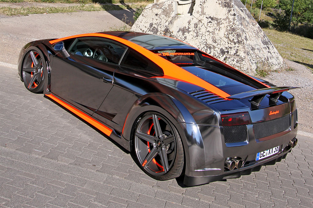 1200hp Xxx Performance Lamborghini Gallardo Goes Extreme