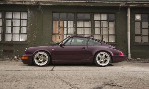 Performance Build: 1991 Porsche 911 Carrera 4 964