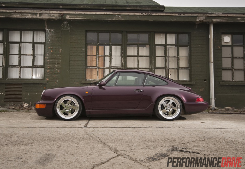 Performance Build: 1991 Porsche 911 Carrera 4 964 | PerformanceDrive