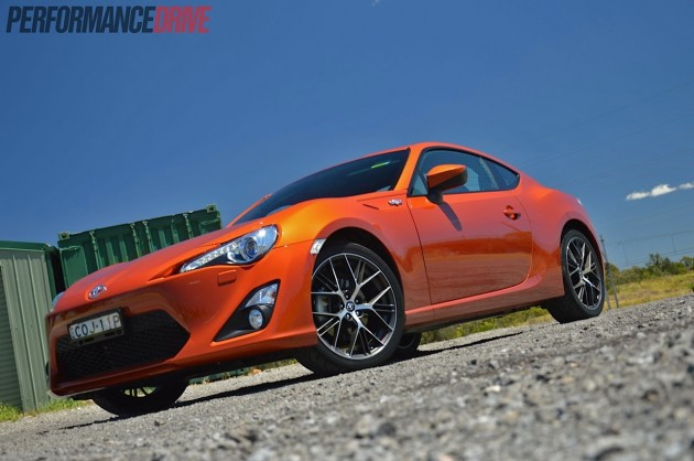 2013 Toyota 86 GTS Tada prototype-Velocity Orange