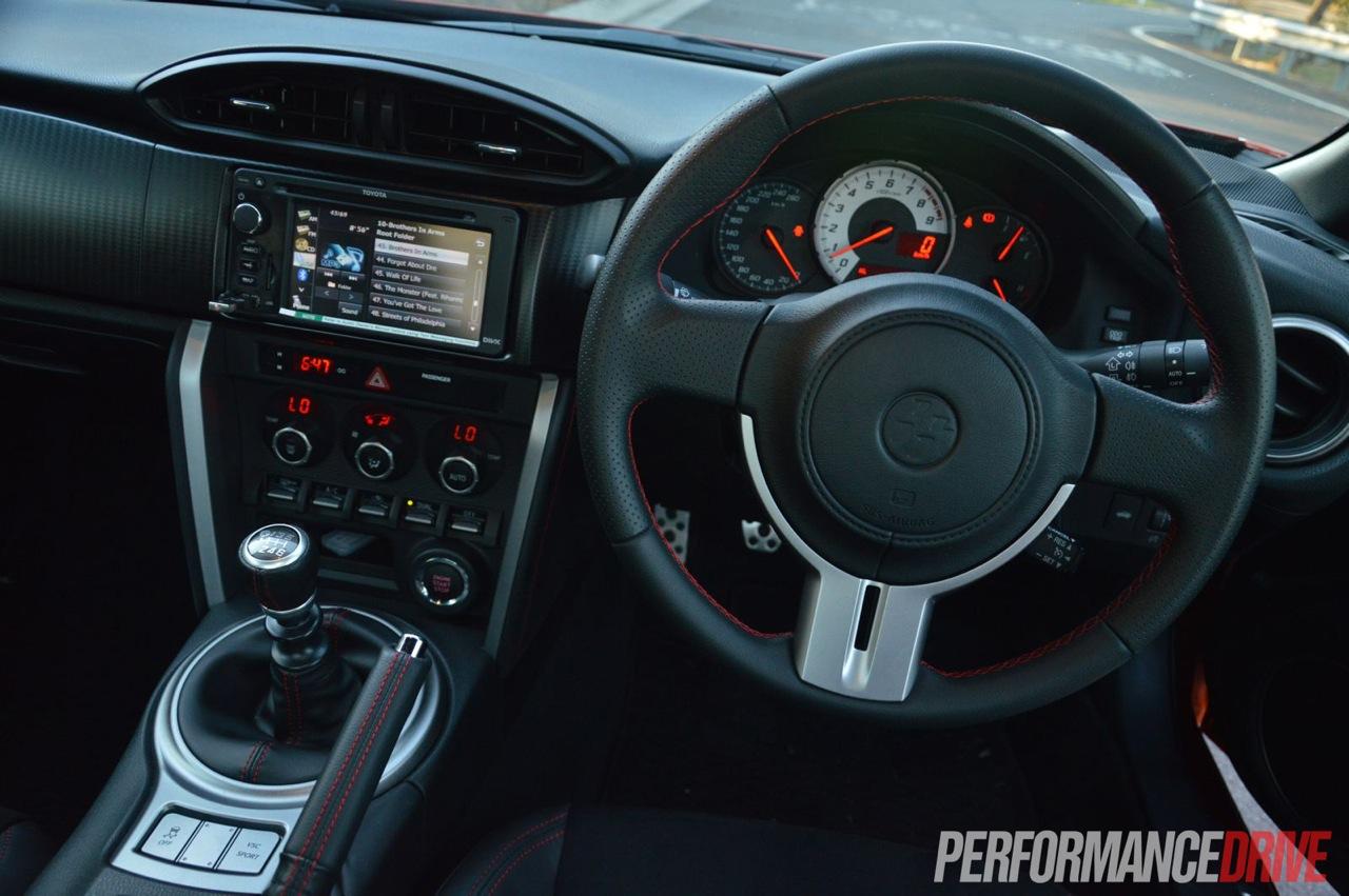 Toyota 86 Gts Tada Prototype Review Video