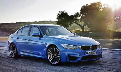 2014 BMW M3 & M4 revealed in leaked images