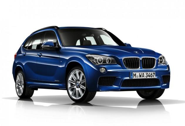 2014 BMW X1 sDrive20d-blue