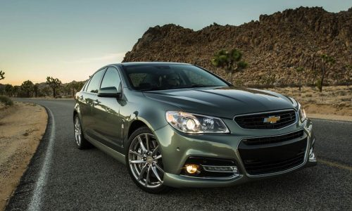 Holden Commodore to be built in USA after 2017?