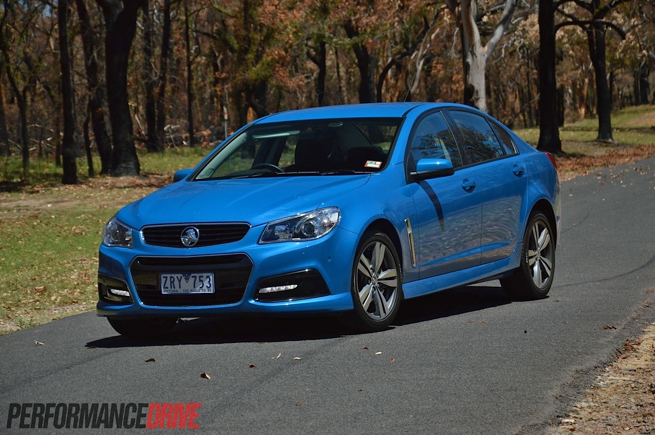 2014 Holden VF Commodore SV6 review (video) | PerformanceDrive
