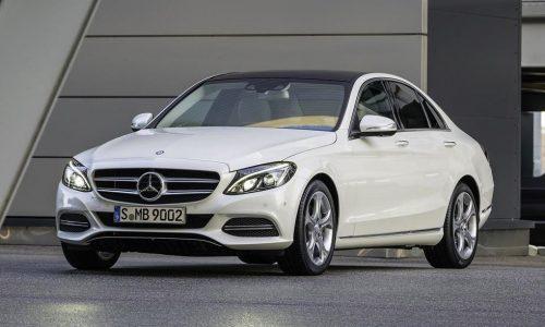 2014 Mercedes-Benz C-Class revealed; official