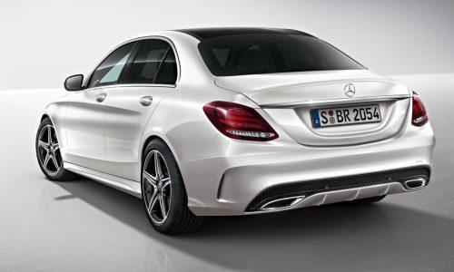 2015 Mercedes-Benz C 63 AMG to feature 4.0TT V8 – report