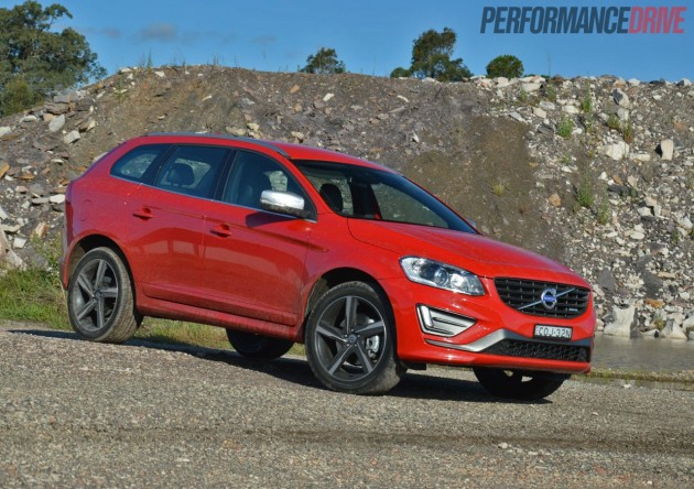2014 Volvo XC60 T6 R-Design-off road