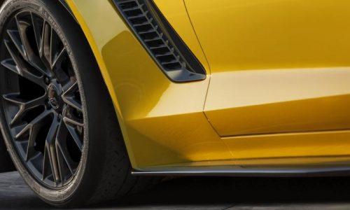 2015 Chevrolet Corvette Z06 previewed