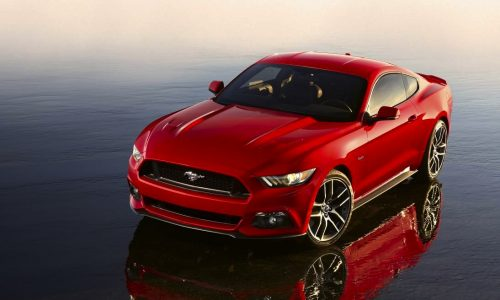 2015 Ford Mustang revealed; official