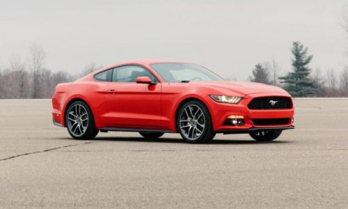 2015 Ford Mustang revealed, again