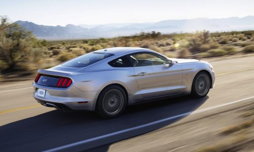 2015 Ford Mustang to come with 'burnout' application?