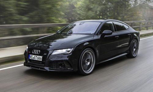 ABT Audi RS 7 is a 700hp sleeper