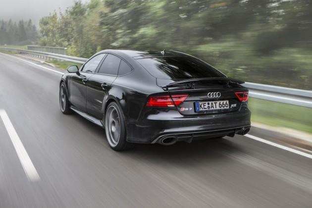 ABT Audi RS 7 rear
