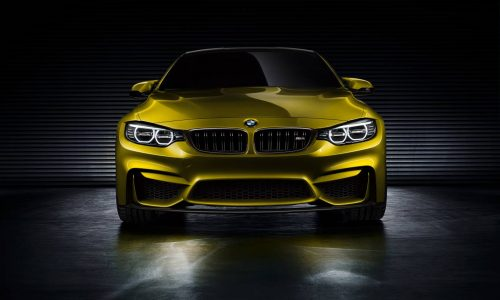 New BMW M3 & M4 to be revealed this Thursday