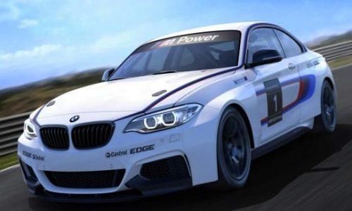 BMW M235i Racing revealed, wide-body track beast