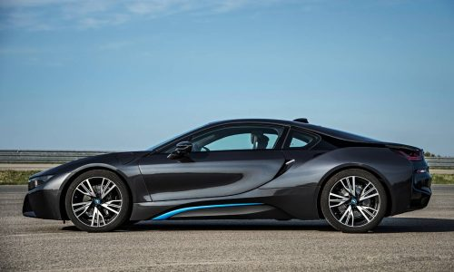 BMW 'M8' i8-based performance car could debut in 2016