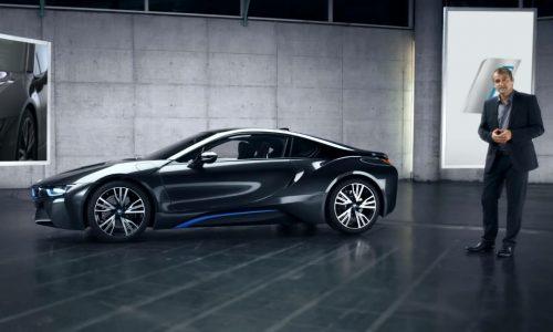 BMW i8 in detail: design