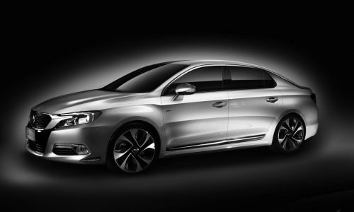 Stunning Citroen DS 5LS revealed, for China only