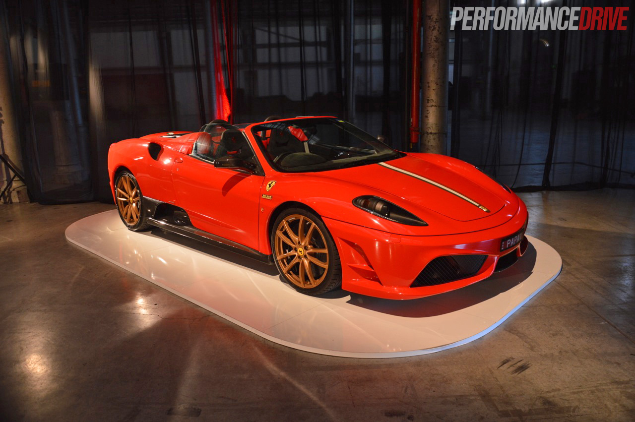 Ferrari 458 Speciale Launches In Australia From 550000