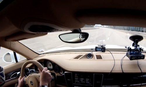 Gemballa GTP 700 Panamera sets top speed record