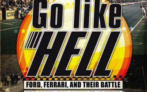 'Go Like Hell' movie to star Brad Pitt?