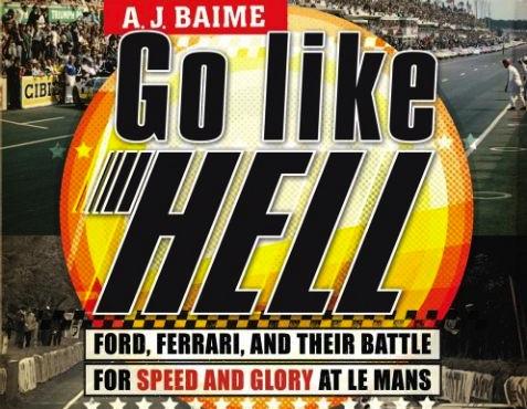 Go Like Hell book