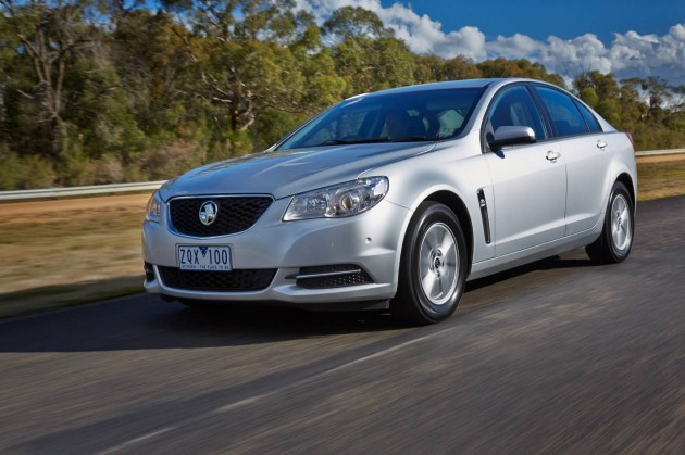 Holden VF Commodore Evoke