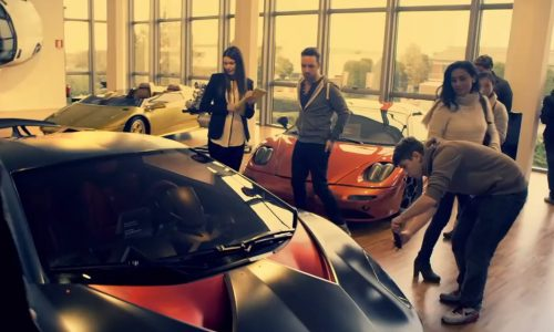 Lamborghini Gallardo successor named 'Huracan'? Teased again