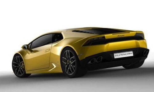 Lamborghini 'Huracan LP 610-4' revealed? Gallardo successor