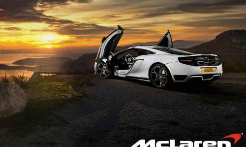 McLaren 12C Special Operations Concept is pure bespoke
