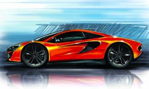 McLaren P13 'junior P1' on the way