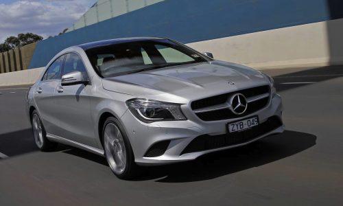 BMW winning premium sales race, Mercedes catching up