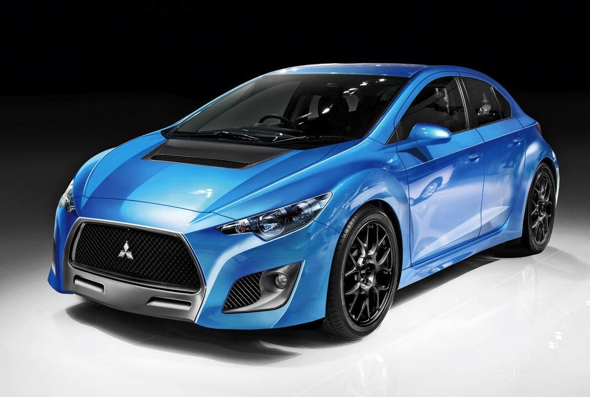 Mitsubishi Evo Xi To Feature Plug In Hybrid Diesel Report