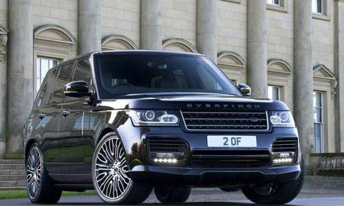 Overfinch announces 2014 Range Rover kit