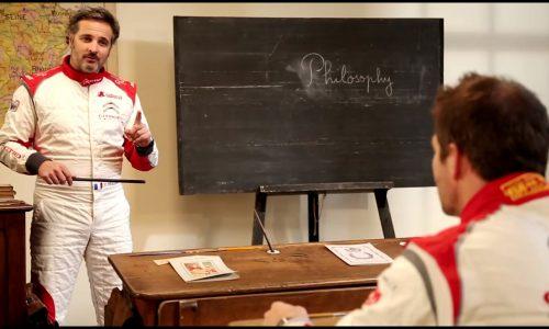 Sebastien Loeb gets schooled on WTCC by Yvan Muller
